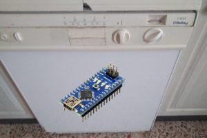 programador lavavajillas
